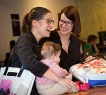 Newad lance, en collaboration avec les jumelles Stratis, le site TPL Moms