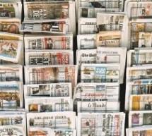 Sur le fil de presse… Journalistes américains pessimistes; PKP dérange à Ottawa; Image de marque et satisfaction du client en marketing.