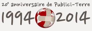 PubliciTerreBandeauanniversaire2014