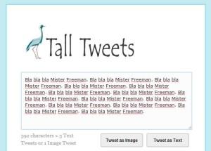 tall-tweets