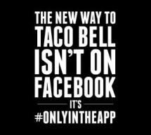 SUR LE FIL DE PRESSE… Google en route vers la neuro-révolution; Taco Bell délaisse les réseaux sociaux pour son application mobile.
