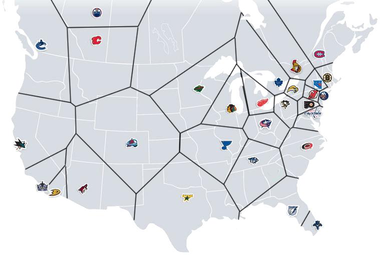 Le big data un outil la mode dans la ligue nationale de - Ligue nationale de hockey ...