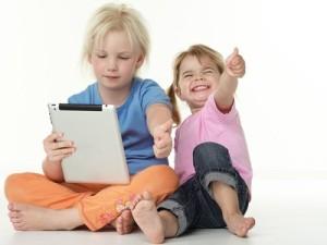 iPad-enfant