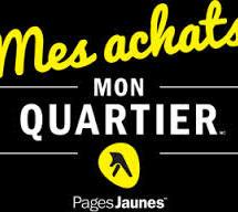 Les Échos de l'industrie: w.illi.am/ accompagne Pages Jaunes dans le lancement de sa campagne « Mes achats, mon quartier ».