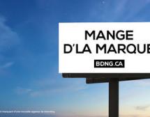 ÉCHOS DE L'INDUSTRIE: Réno-dépôt rénove le lounge de CHOI 98,1 FM; BDNG nous dit de «manger d'la marque»