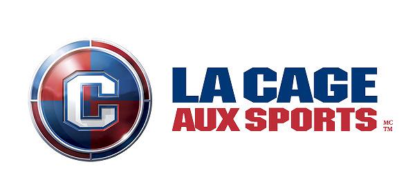 Logo-cage aux sports
