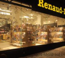 Renaud-Bray signe avec Braque