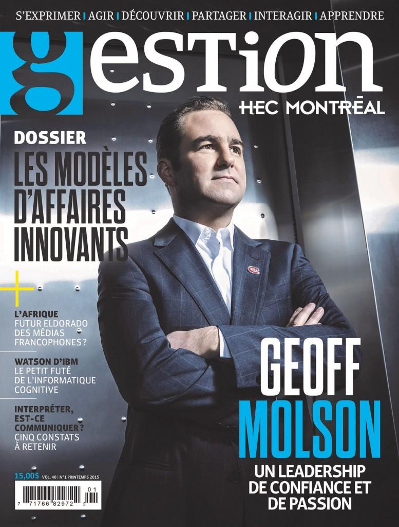 HEC MONTRÉAL - Revue Gestion : nouvelle revue multiplateforme