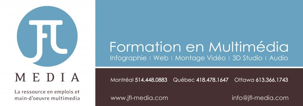 formation multimédia JFL Media en privé ou en entreprise