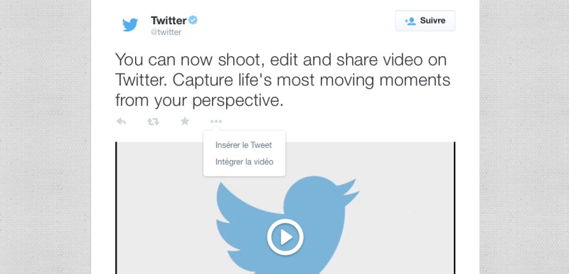 Twitter-embed-Video