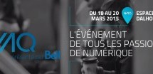 Web à Québec: le plus grand événement numérique francophone en Amérique!