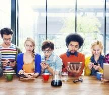 Les principales habitudes des milléniaux dans les médias sociaux