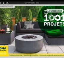 RONA L'entrepôt lance un hors-série pour La Presse+, en collaboration avec Carat et La Presse