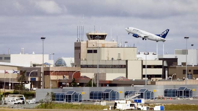 airport halifax