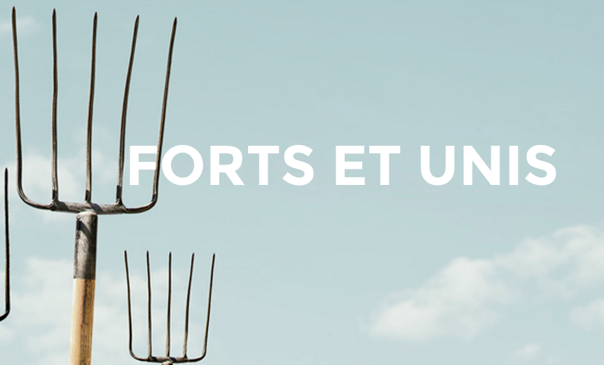 forts et unis UPA