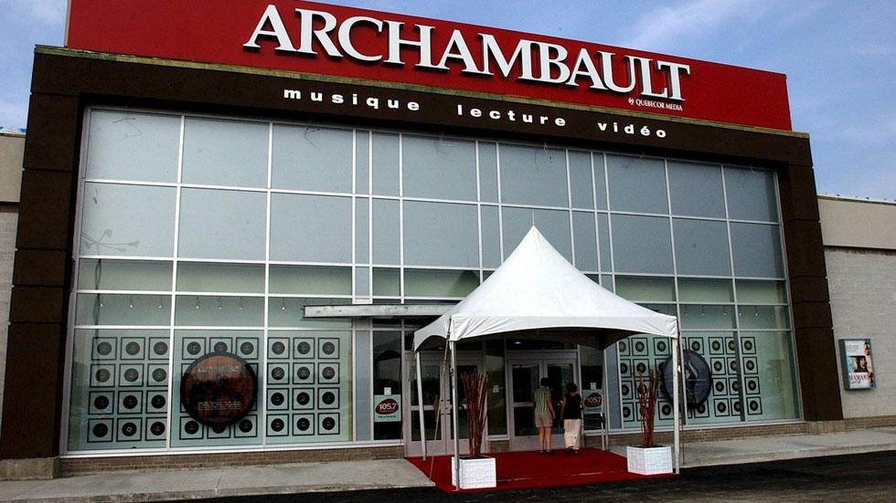 Vente d'Archambault à Renaud-Bray: la transaction finalisée ...