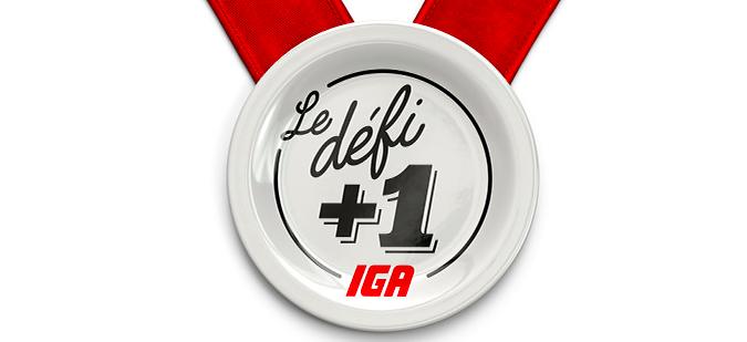 IGA defi +
