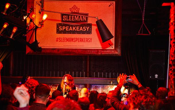 sleeman-speakeasy