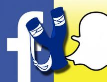 Facebook perd en popularité, au profit de Snapchat et Instagram