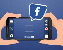 Facebook Live: Facebook met la main au porte-monnaie pour attirer les stars du Web