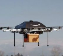 Fil de presse : La livraison par drones s'en vient sur Amazon + Google et Salesforce rachètent respectivement Locker et Tableau