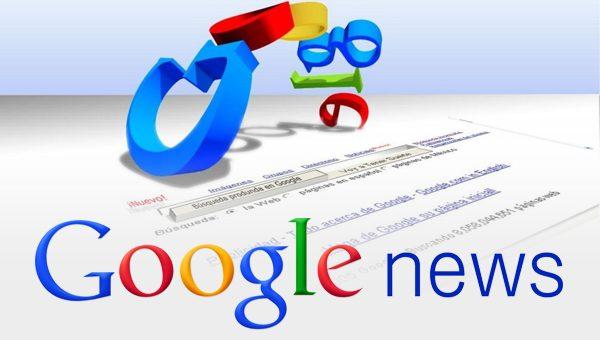 Les dernières actualités de Google, par sept24