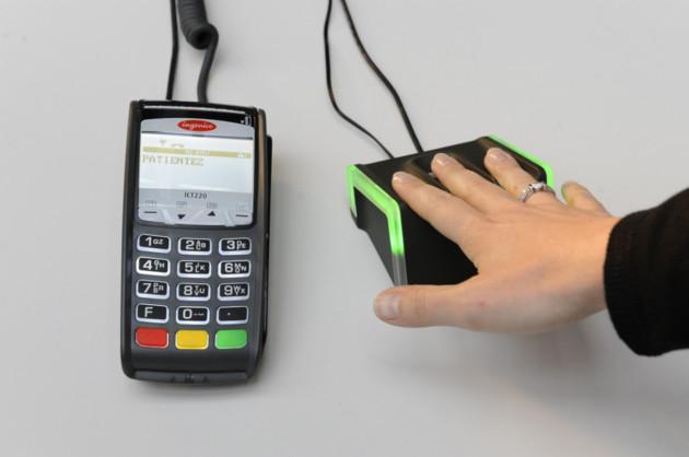 paiement biometrique