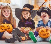 Halloween 2017: 85% des jeunes familles participent