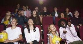 Le cinéma remonte le moral des Canadiens