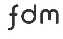 Emploi du jour: Designer graphique web & imprimé chez Agence FDM