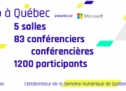 Profitez du rabais d'Isarta pour le Web à Québec (WAQ)