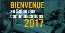 Le Salon des communications est plus accessible que jamais