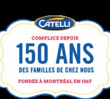 Concours Catelli pour réunir les familles de partout au pays