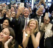 Snapchat brille dans ses débuts en Bourse | Spotify affirme avoir franchi le seuil des 50 millions d'abonnés
