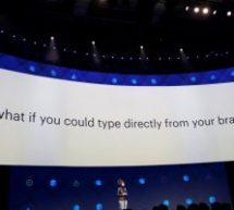 Facebook veut nous faire communiquer par la pensée | Uber à la conquête du marché de la livraison de repas