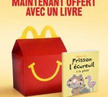 Échos de l'industrie: des livres chez McDonald's, de nouveaux maillots pour l'été, autres campagnes et nominations