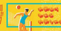 Le tournoi de Volleyball du BEC revient le 25 août prochain!
