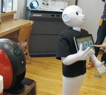 Le robot Pepper fait peu à peu son chemin