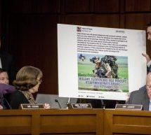 Les géants du Web vertement semoncés par le Congrès américain | Très peu d'entreprises technologiques sont dirigées par des femmes