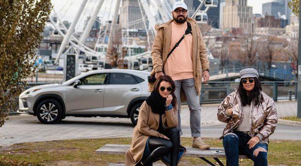 Échos de l'industrie: les influenceurs de Lexus Canada, le don d'iA Groupe financier et la nouvelle cuvée de Dialekta