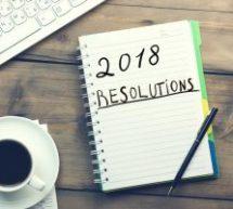 Quatre résolutions pour les leaders en 2018