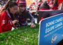 Échos de l'industrie: Une bonne dose de chance expédiée aux athlètes olympiques et les récents mandats