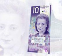 La Banque du Canada dévoile à Halifax le billet de 10$ montrant Viola Desmond   Les «fake news» circulent plus vite que les vraies infos