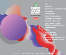 L'identité graphique du Festival International de Jazz de Montréal 2018 joue sur les 5 sens des festivaliers