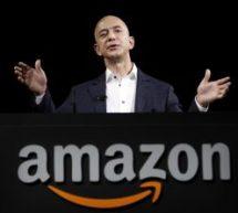 Fil de presse : Amazon devient l'entreprise la plus valorisée au monde et Mark Zuckerberg annonce son nouveau défi pour 2019