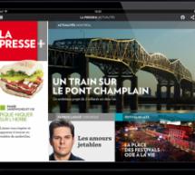 La Presse+ dépasse le million de téléchargements sur l'App Store