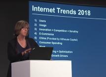 Les 10 tendances numériques les plus surprenantes du rapport annuel de Mary Meeker