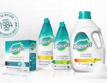 Erod revoit l'image de marque de Biovert