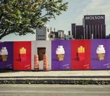 Cossette et McDonald's pensent aux déménagements des Québécois