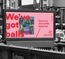 Tourisme Montréal lance la campagne « We've got balls » avec lg2